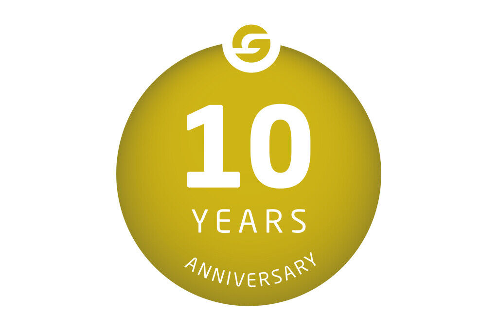 10 Jahre GYBE! Geburtstags-Aktion