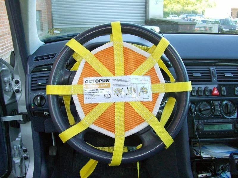 OCTOPUS® Fahrer - Airbag - Sicherung 2er Set