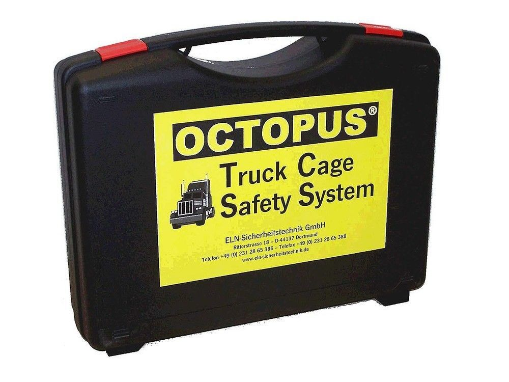 OCTOPUS® LKW Fahrerhaussicherung