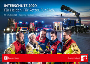 Messe - Interschutz 2020